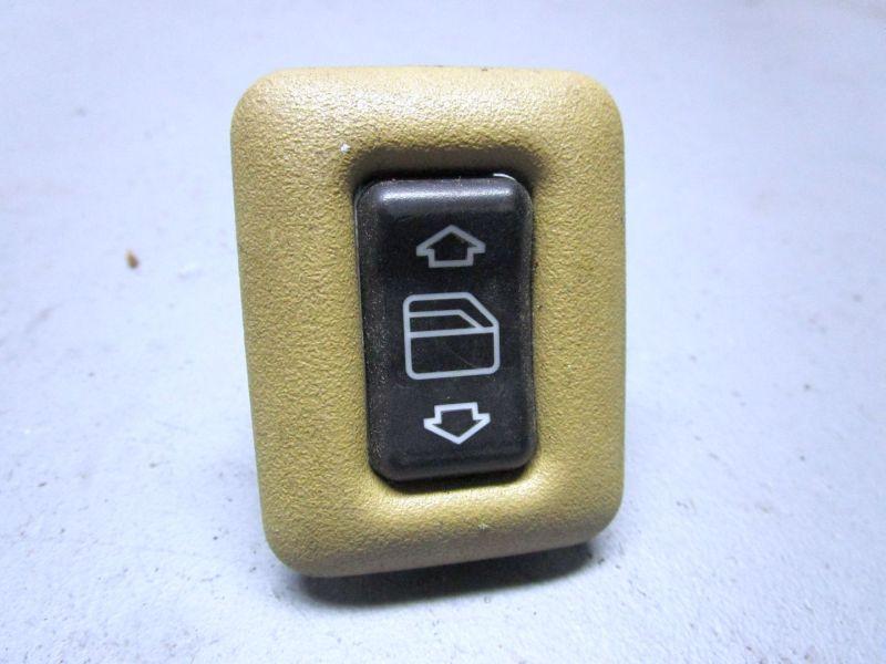 Schalter Fensterheber rechts hinten MERCEDES (W202) C 180 (202.018)