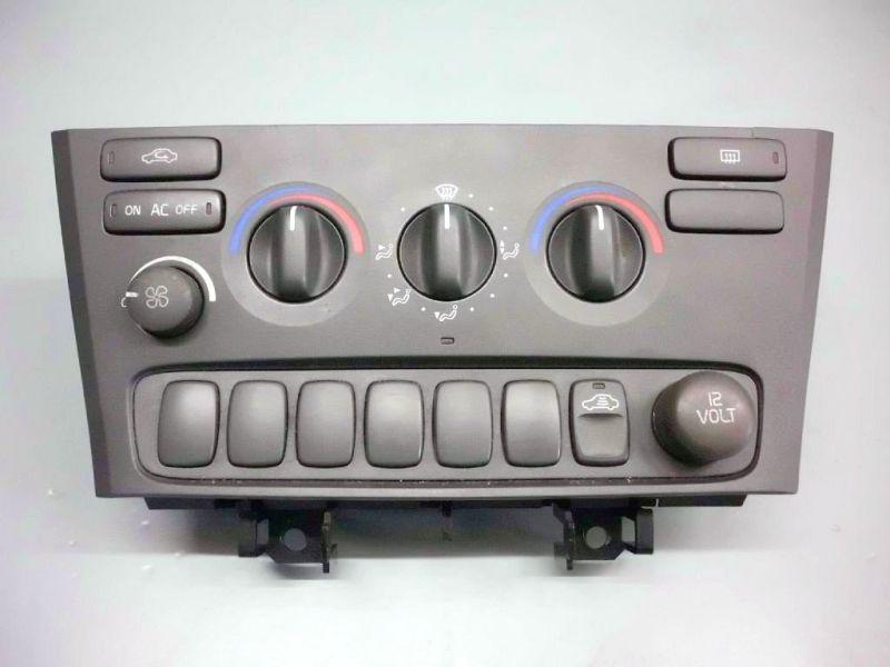 Bedienelement, Klimaanlage VOLVO V70 2 II KOMBI (P80_) P26 2.4