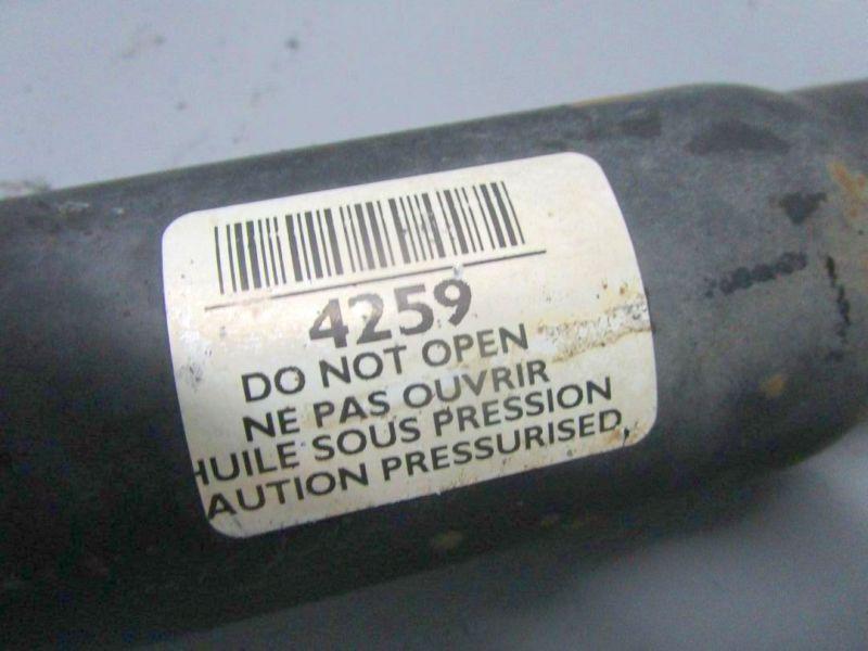 Stoßdämpfer hinten PEUGEOT 207 CC (WD_) 1.6 HDI