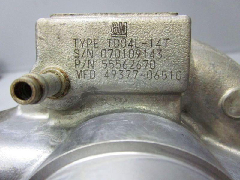 Turbolader SAAB 9-3 93 KOMBI (YS3F) 2.0 T