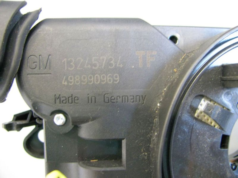 Airbag Schleifring Wickelfeder KombischalterOPEL ASTRA H TWINTOP 1.8