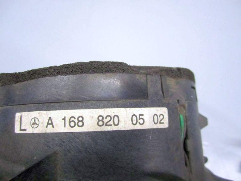 Lautsprecher Box links hinten MERCEDES-BENZ A-KLASSE (W168) A 140