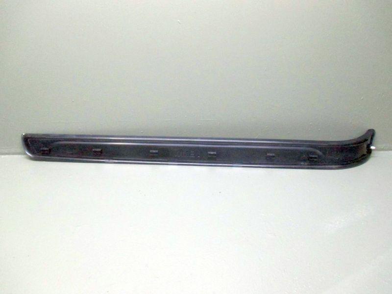 Einstiegblech rechts Einstiegleiste (E93)BMW 3 COUPE (E92) 320D