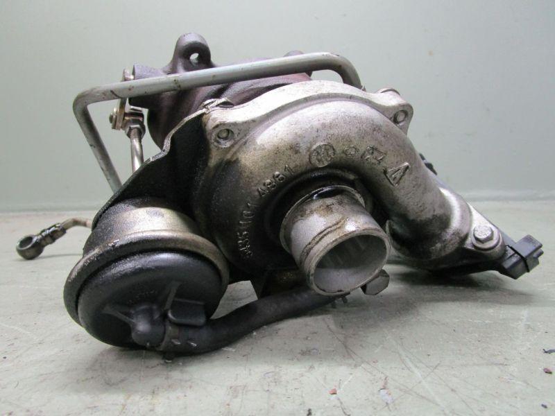 Turbolader MAZDA 2 (DE) 08-15
