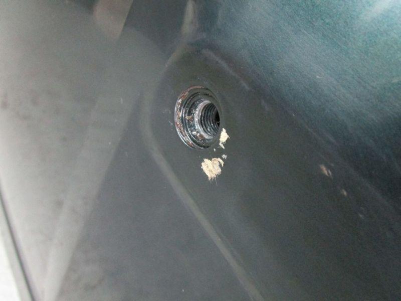 Heckklappe FL1 SmaragdgrünNISSAN TERRANO II 2 (R20) 2.7 TDI 4WD