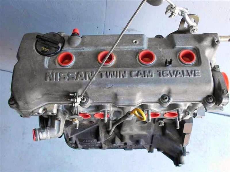 Motor (Benzin) Engine 1,4 GA14 55kW 75PSNISSAN SUNNY III (N14) 1.4 I