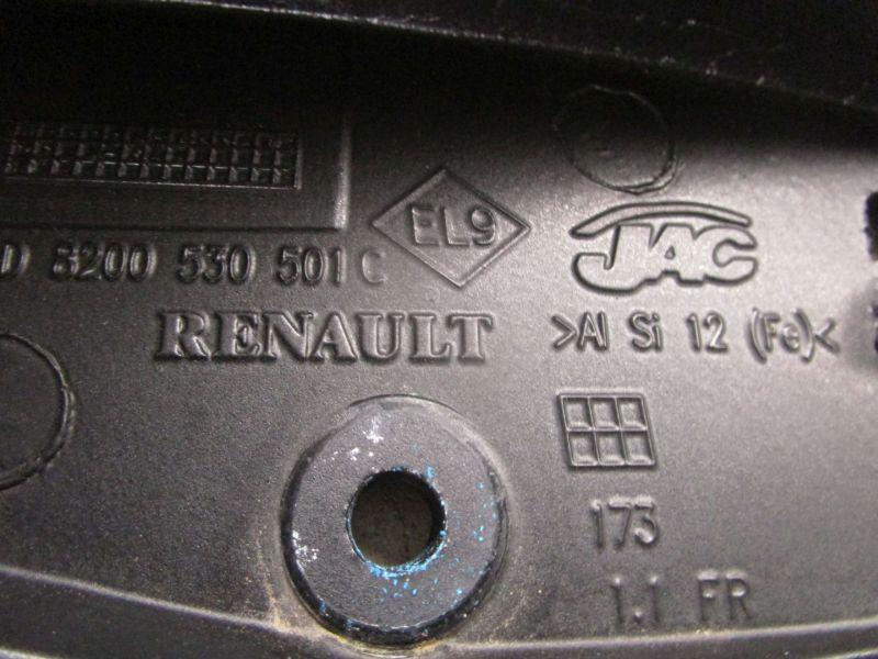 Gepäckträger RENAULT KANGOO II W (KW0/1_) 08-13