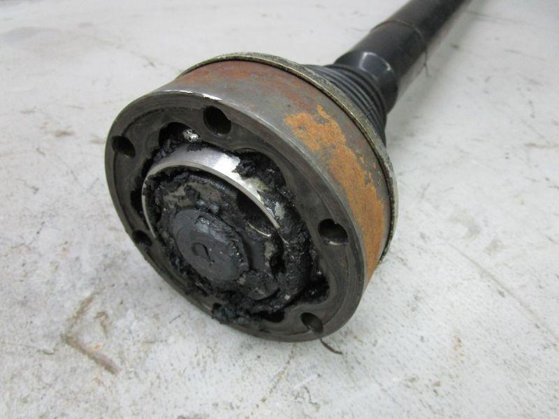 Antriebswelle (ABS) Gelenkwelle rechts vorn SKODA OCTAVIA COMBI (1Z5) 1.9 TDI