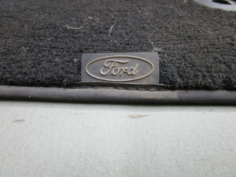 Fußmatte Satz Original FordFORD MONDEO IV 4 TURNIER (BA7) TDCI