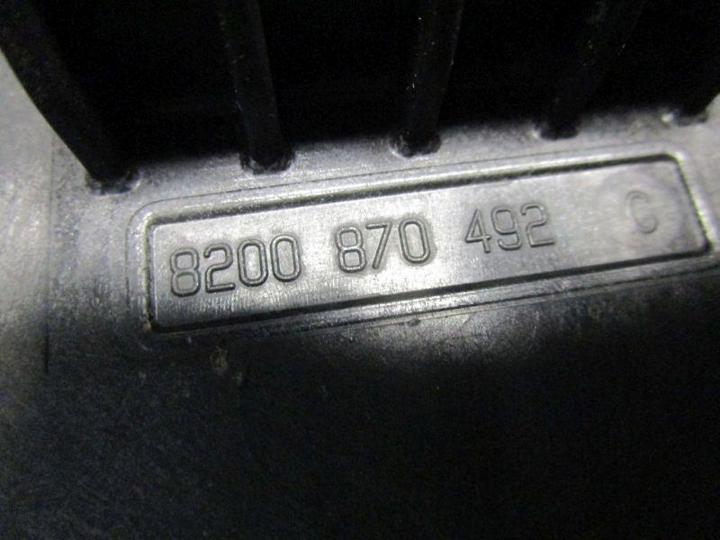 batterie halter halterung renault kangoo ii (kw0/1_) 1.5 dci 08-13