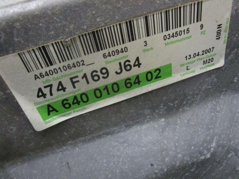 Motor (Diesel) Engine erst original 60 TKM !!!MERCEDES B-KLASSE (W245) B180 CDI