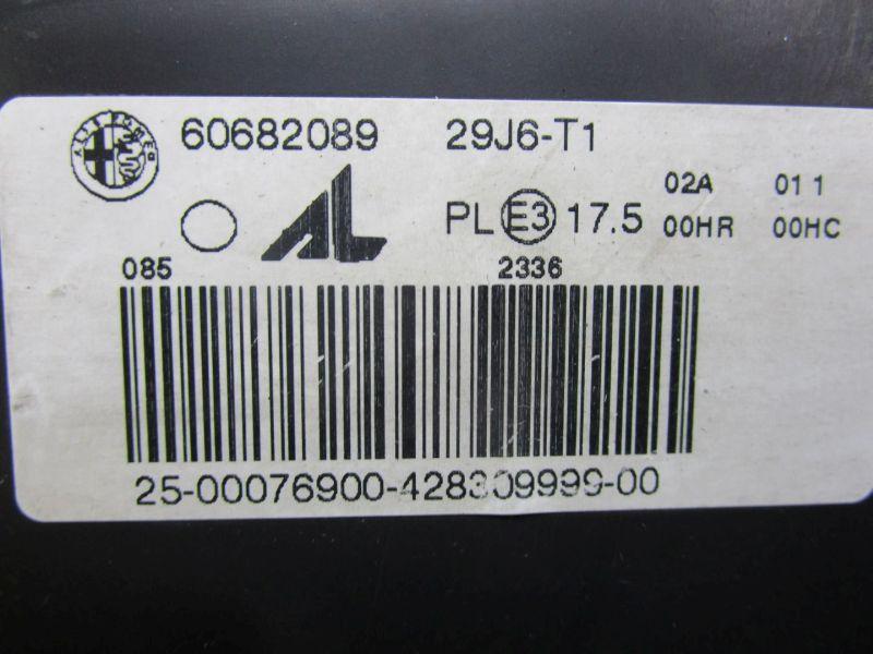 Scheinwerfer links origALFA ROMEO 159 KOMBI (939) 06-11