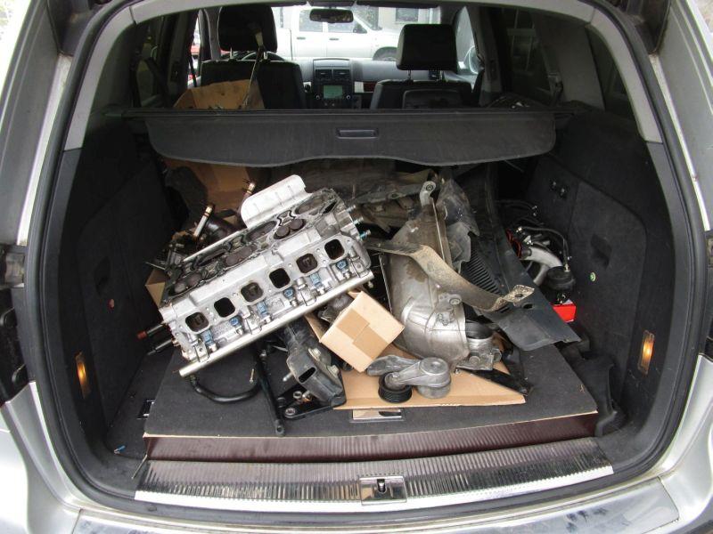 VW TOUAREG 7L 3.2 V6