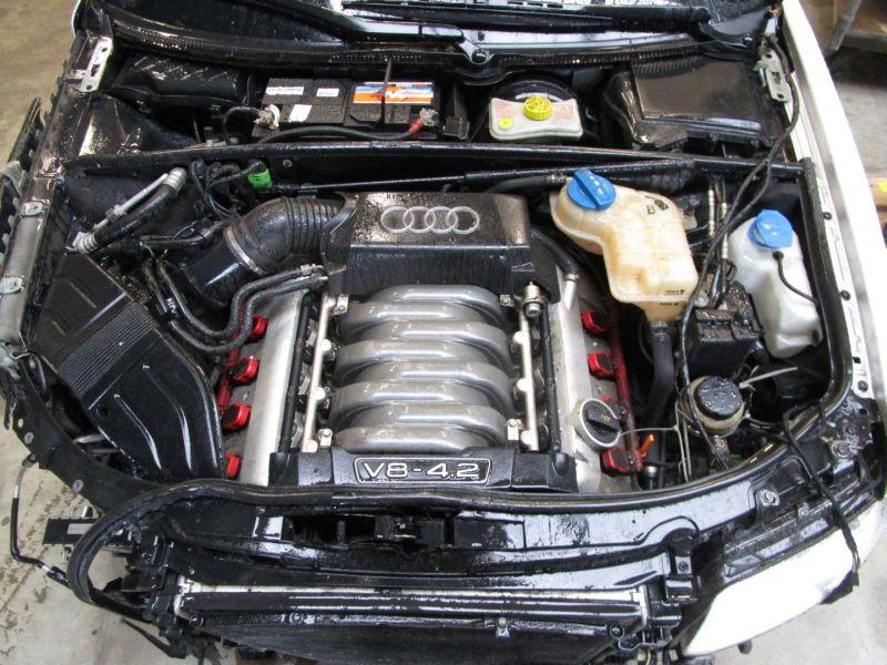 AUDI A4 (8E2, B6) S4 QUATTRO