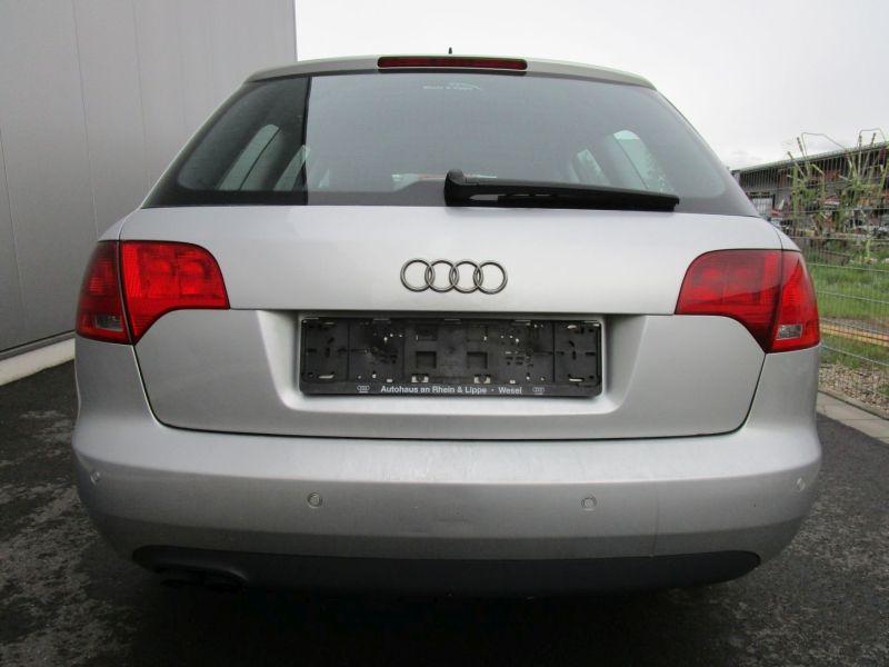 AUDI A4 AVANT (8ED, B7) 2.0 TDI