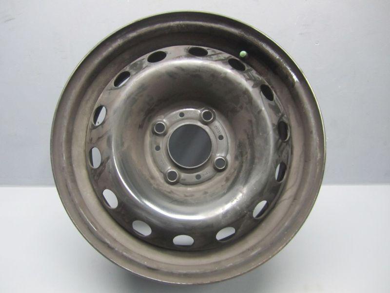 Stahlfelge 5.5JX14 H2 ET24 LK4X108