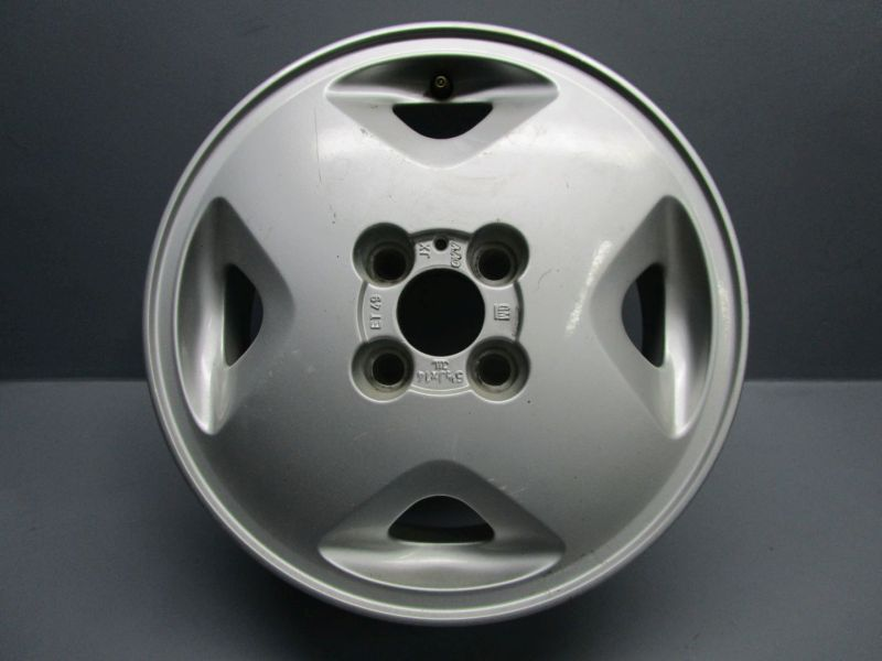 Aluminiumfelge 5.5JX14 H2 ET49 LK4X100