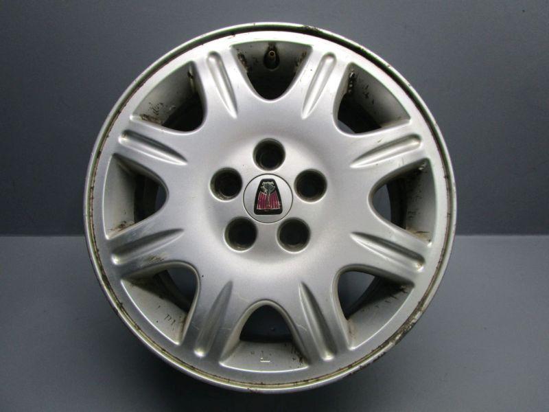 Aluminiumfelge 5JX15 CH ET50 LK5X100