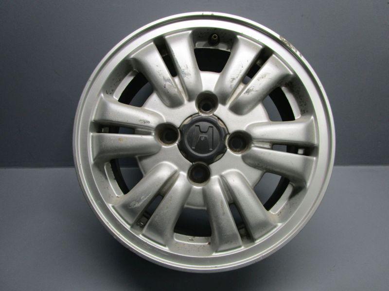 Aluminiumfelge 6JX15 H2 ET50 LK4X114,3