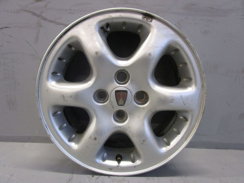 Aluminiumfelge 6JX15 H2 ET45 LK4X100X56,1