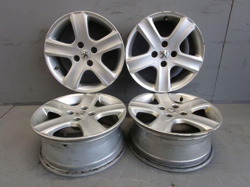 Aluminiumfelge 6.5JX16 CH ET31 LK4X108X65,11Satz(je4Stück)
