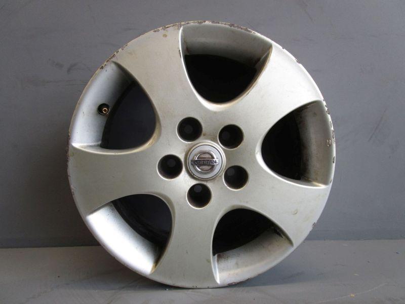 Aluminiumfelge 6.5JX16 ET40 LK5X114,3X66,1
