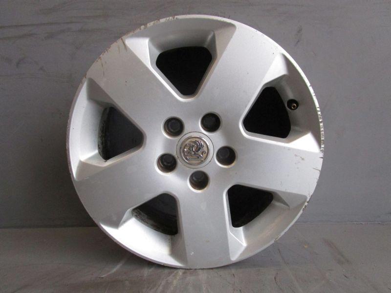 Aluminiumfelge 6.5JX16 ET41 LK5X110X65,1