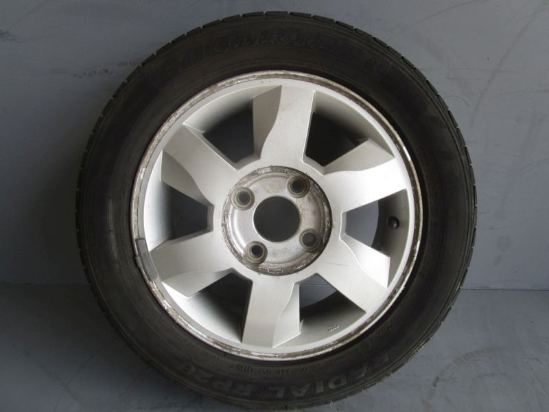 Komplettrad:195/55R15 85V Auf Aluminiumfelge 5.5JX15 ET46 LK4X114,3X67,1