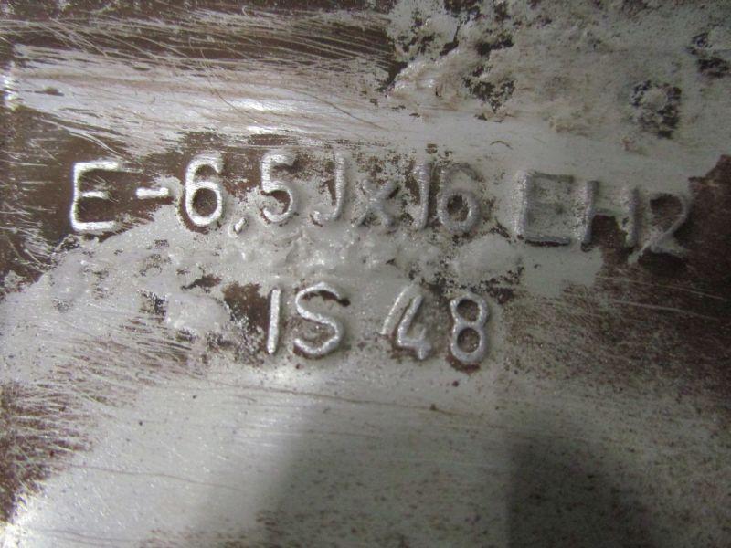 Komplettrad:195/55R16 87H Auf Felge: 6.5JX16 EH2 ET48 LK4X100X56,11Satz(je4Stück)