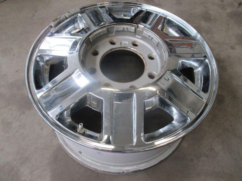 Aluminiumfelge 8JX17 ET76 LK5X115X71,5