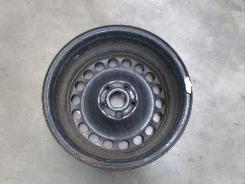 Stahlfelge 61/2JX16 H2 ET33 LK5X112X57,1
