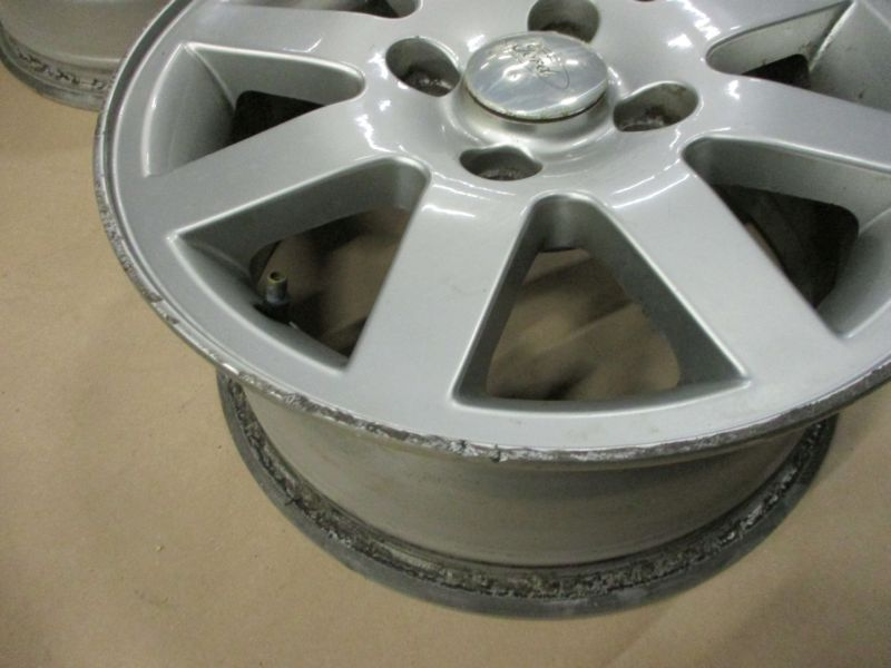 Aluminiumfelge 6JX14 H2 ET41 LK4X108X63,41Satz(je4Stück)
