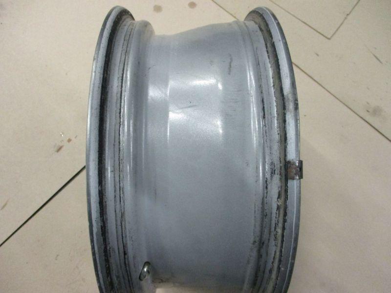 Aluminiumfelge 6,5JX16 H2 ET46 LK4X108X63,4