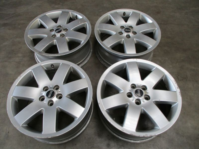 Aluminiumfelge 81/2JX20 EH2 ET58 LK5X120X70,11Satz(je4Stück)