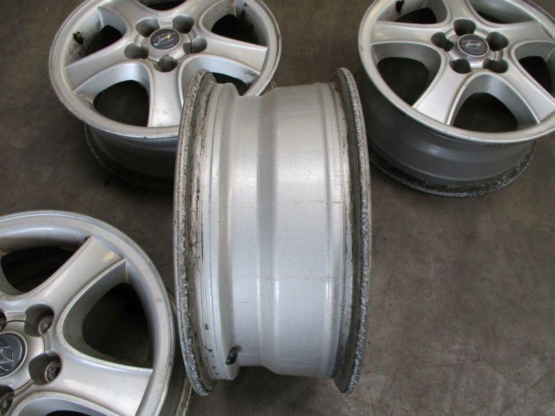 Aluminiumfelge 6.5JX16 ET46 LK5X114,3X67,11Satz(je4Stück)