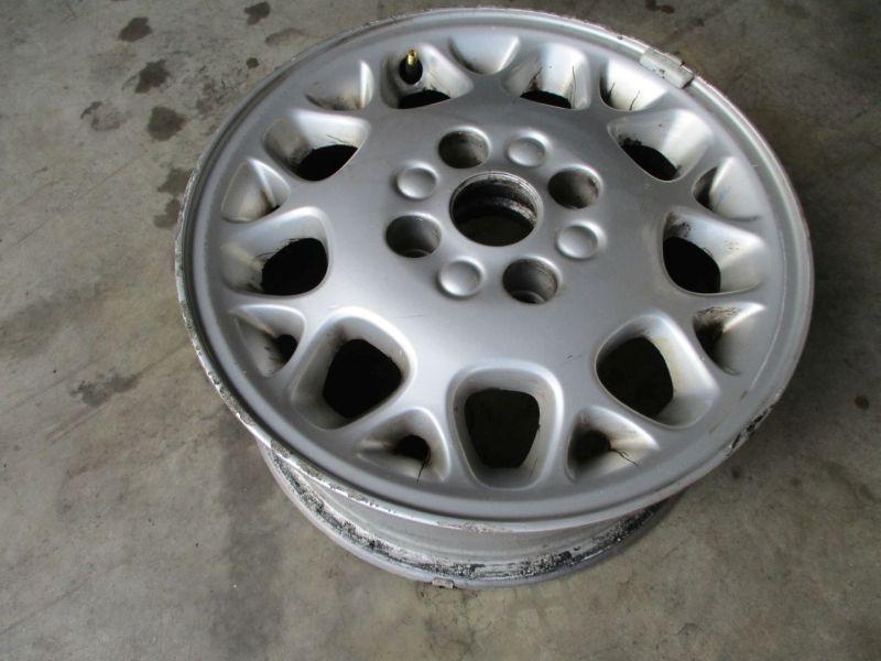 Aluminiumfelge 6.5JX15 ET44 LK4X114,3X67,1
