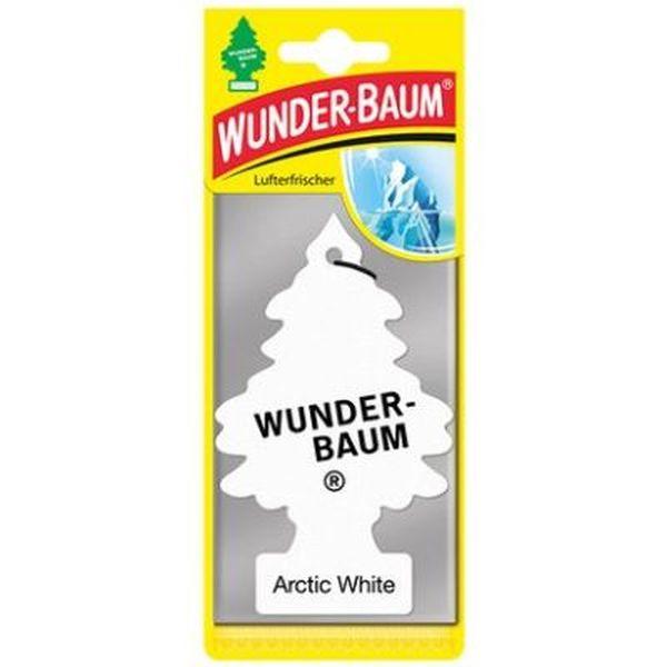 Arctic White Wunderbaum Lufterfrischer Duftbaum Auto Wohnung