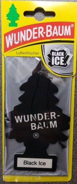 Black Classic / Ice Wunderbaum Lufterfrischer Duftbaum Auto