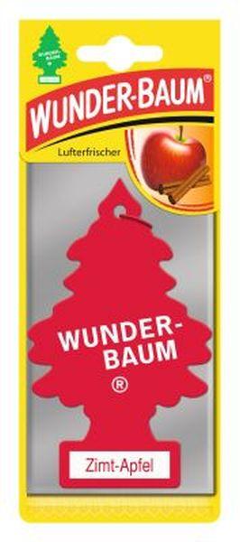 Zimt Apfel Wunderbaum Lufterfrischer Duftbaum Auto Wohnung