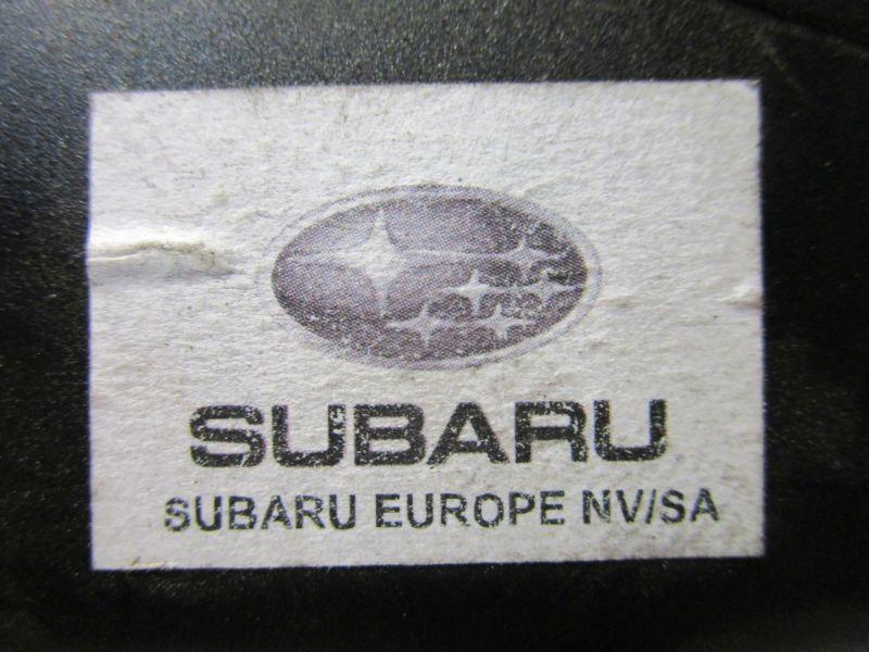 Steuergerät ECU ModulSUBARU FORESTER (SH) 2.0 D AWD