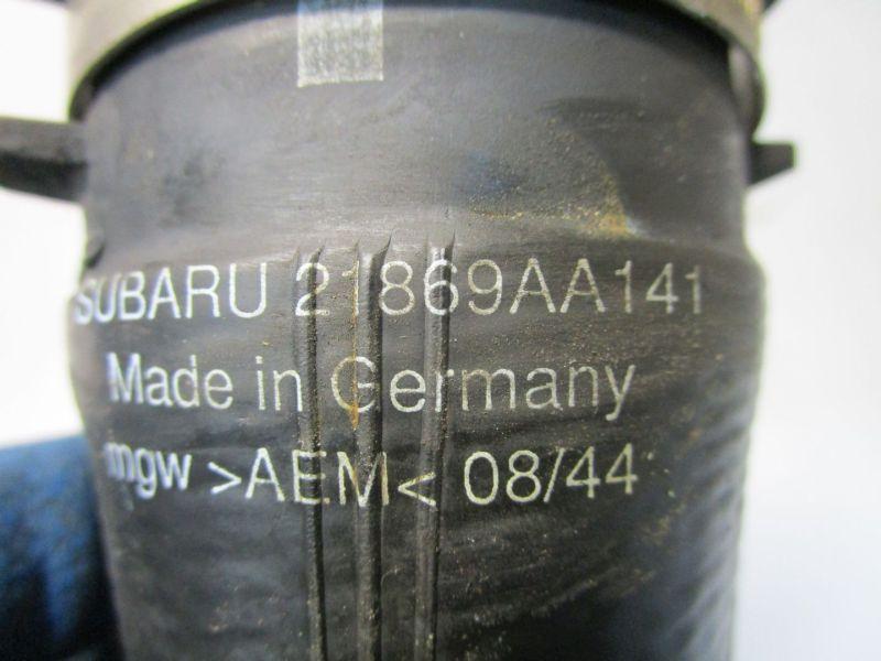 Luftschlauch Ansaugrohr LadeluftschlauchSUBARU FORESTER (SH) 2.0 D AWD