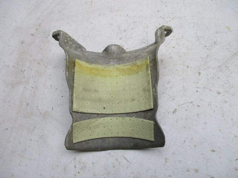 Antriebswelle Gelenkwelle Abschirmblech Hitzeschutzblech HintenAUDI A6 AVANT (4F5, C6) 04-08