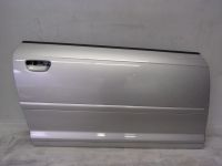 Tür Türe rechts LY7W Lichtsilber Metallic<br>AUDI A3 (8P1) 1.6
