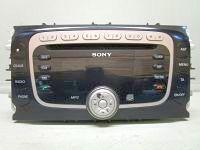 CD-Radio Autoradio mit Code<br>FORD MONDEO IV 4 TURNIER (BA7) TDCI